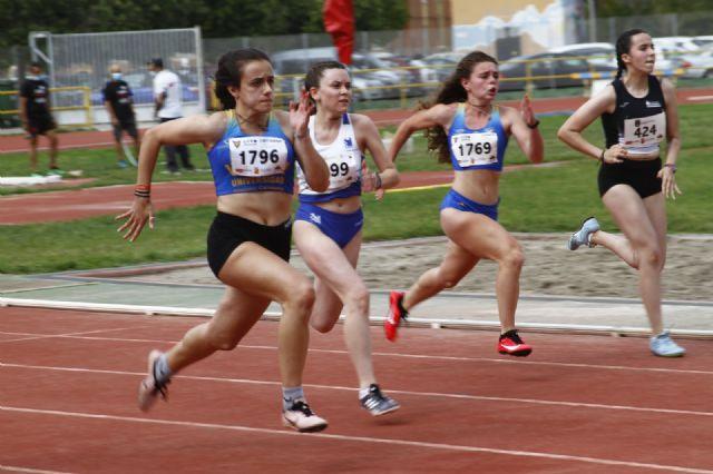 Marcas personales y buenas actuaciones para el UCAM Atletismo Cartagena - 3, Foto 3