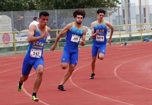 Marcas personales y buenas actuaciones para el UCAM Atletismo Cartagena - 4, Foto 4