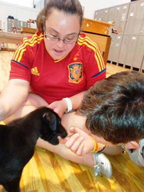 Terapia asistida con animales de compañía, Foto 5
