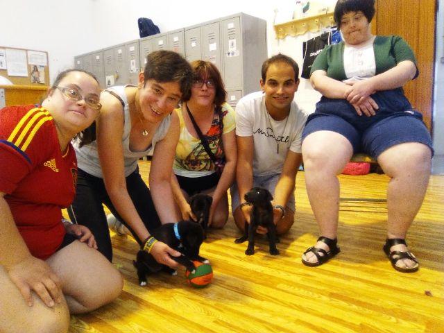 Terapia asistida con animales de compañía, Foto 6