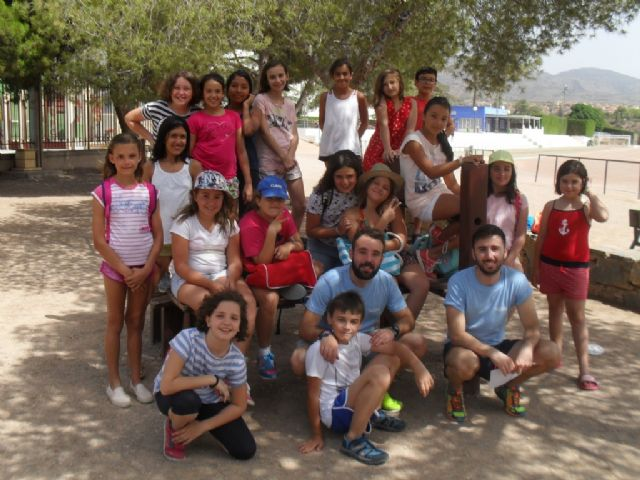 Comienzan las actividades del Verano Polideportivo 2016, Foto 2