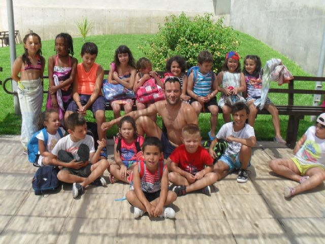 Comienzan las actividades del Verano Polideportivo 2016, Foto 3