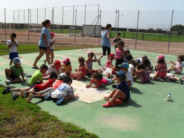 Comienzan las actividades del Verano Polideportivo 2016, Foto 5
