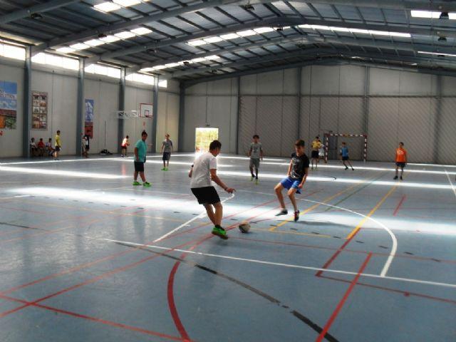 Comienzan las actividades del Verano Polideportivo 2016, Foto 8