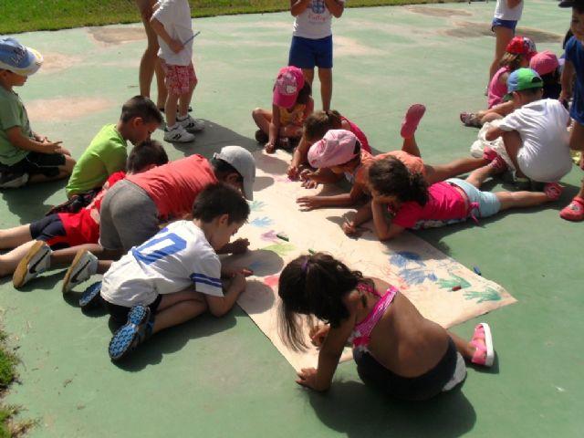 Comienzan las actividades del Verano Polideportivo 2016, Foto 9