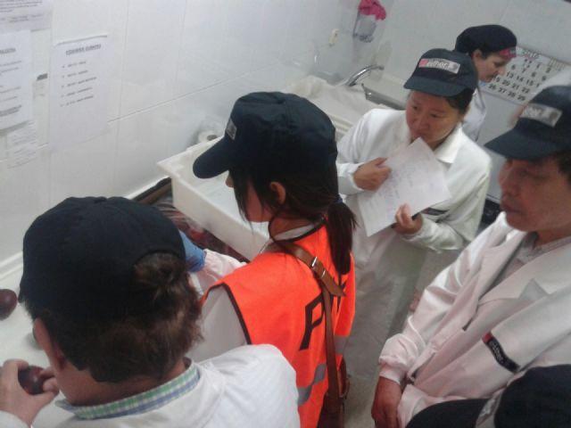 China autoriza la exportación de melocotones y ciruelas a once almacenes de la región de Murcia, Foto 3
