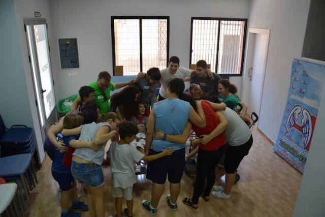 17 niños participan en julio en el programa de respiro familiar de D´Genes, Foto 1