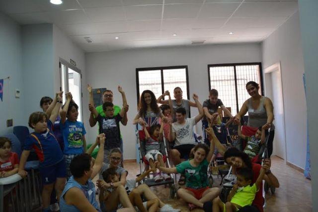 17 niños participan en julio en el programa de respiro familiar de D´Genes, Foto 2