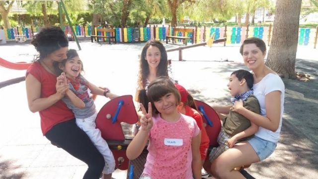 17 niños participan en julio en el programa de respiro familiar de D´Genes, Foto 3