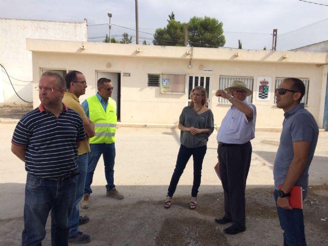 La Alcaldesa de Molina de Segura visita obras en ejecución en varios puntos del municipio - 4, Foto 4