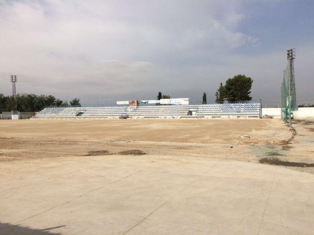 La Alcaldesa de Molina de Segura visita obras en ejecución en varios puntos del municipio - 5, Foto 5