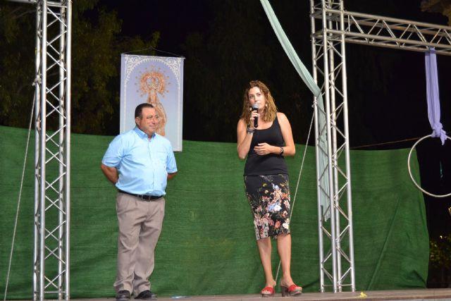 Inaugurada la XXVIII edición de la Semana Local de Folclore del grupo Virgen de la Salud - 1, Foto 1