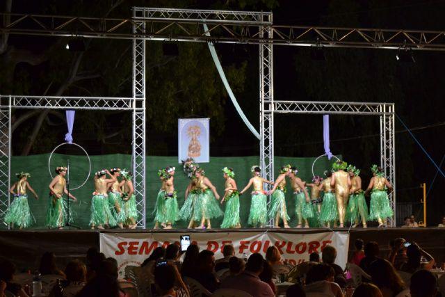 Inaugurada la XXVIII edición de la Semana Local de Folclore del grupo Virgen de la Salud - 2, Foto 2
