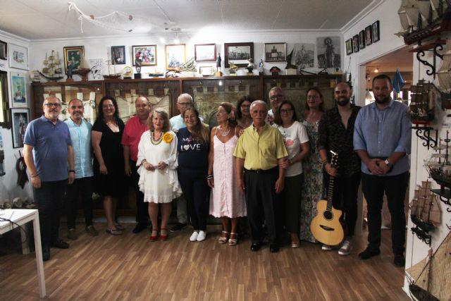 El Mueseo del Mar organiza un recital en honor de la Virgen del Carmen - 1, Foto 1