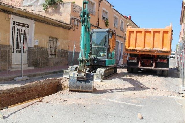 Inician el expediente para contratar la asistencia de demoliciones de pavimentos, excavaciones y restituciones de pavimentos para el Servicio Municipal de Aguas - 1, Foto 1