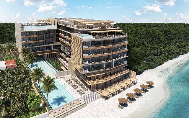 TM Grupo Inmobiliario inaugura su tercer hotel en Riviera Maya, México: The Fives Oceanfront Puerto Morelos - 1, Foto 1