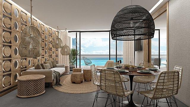 TM Grupo Inmobiliario inaugura su tercer hotel en Riviera Maya, México: The Fives Oceanfront Puerto Morelos - 3, Foto 3