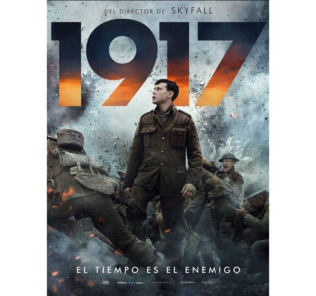 """Este jueves comienza el Ciclo de Verano con la película """"1917"""" - 1, Foto 1"""