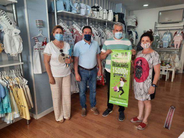 Los comercios de Alcantarilla regalan 15.000 euros en tarjetas de descuento - 1, Foto 1
