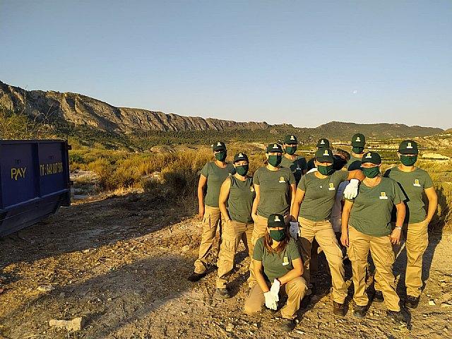 Inicio programa mixto de empleo y formación en Ricote - 1, Foto 1
