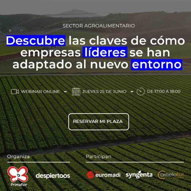 El futuro del sector hortofrutícola pasa por la transformación digital - 1, Foto 1