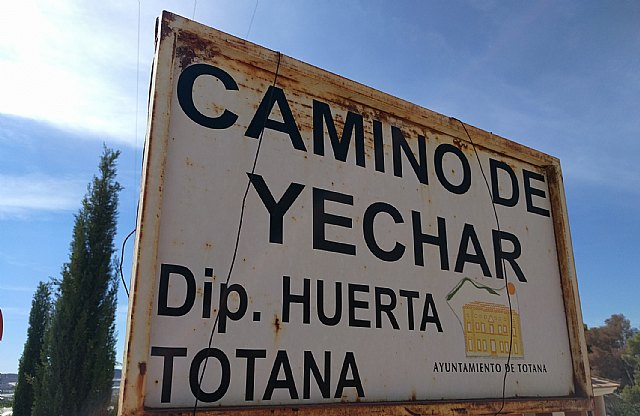The Association of Neighbors of the Orchards proposes a series of suggestions to the project of the ordinance of roads of the City Council of Yotana