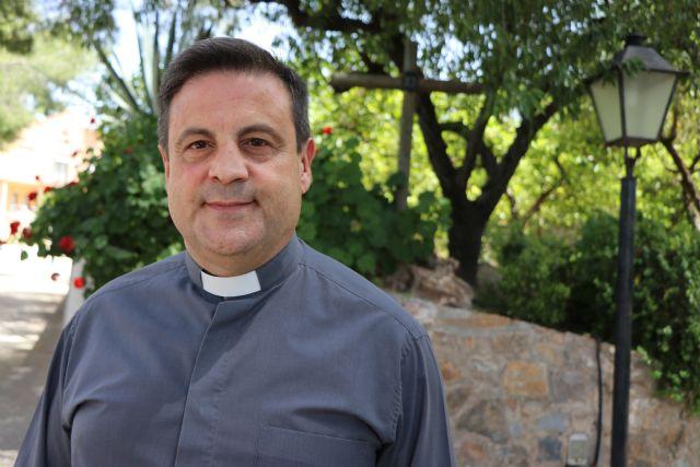 """""""Quédate conmigo"""", la respuesta que marcó el inicio de la vocación sacerdotal de Jesús Márquez Piñero - 1, Foto 1"""