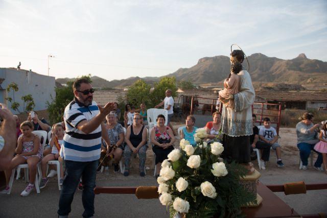 Los Rincones disfrutaron de sus fiestas en honor a San Cayetano, Foto 1