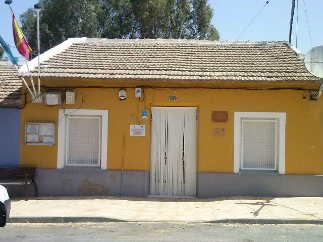 Obras de mejora estructural en la escuela unitaria de La Costera, Foto 4