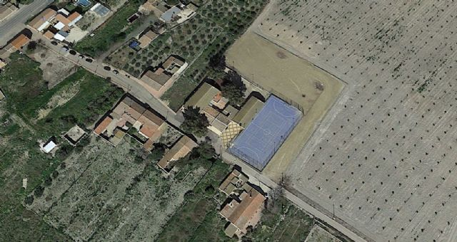 Obras de mejora estructural en la escuela unitaria de La Costera, Foto 6