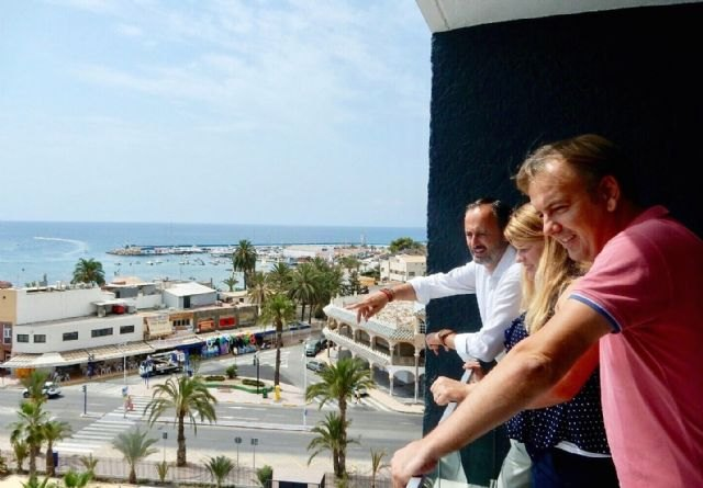 Turismo destaca el potencial y la oferta hotelera de calidad de Mazarrón tras la apertura del Alegría Dos Playas, Foto 1