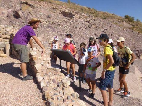 Las consultas sobre el yacimiento arqueológico La Bastida están a la cabeza entre las peticiones de información en la Oficina de Turismo de Totana, Foto 1
