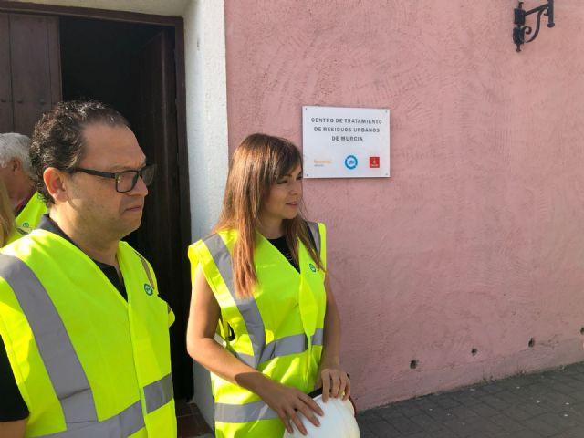 Cañada Hermosa, un referente a nivel nacional en el tratamiento de residuos - 1, Foto 1