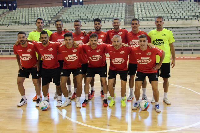 ElPozo Murcia FS disputará seis encuentros en pretemporada con una mini gira en Italia - 1, Foto 1