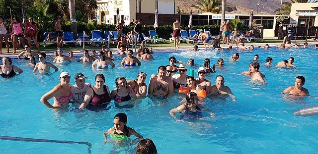 Se clausura el Campamento de Verano 2018 celebrado por PADISITO, Foto 6