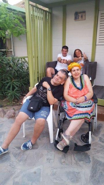 Se clausura el Campamento de Verano 2018 celebrado por PADISITO, Foto 8