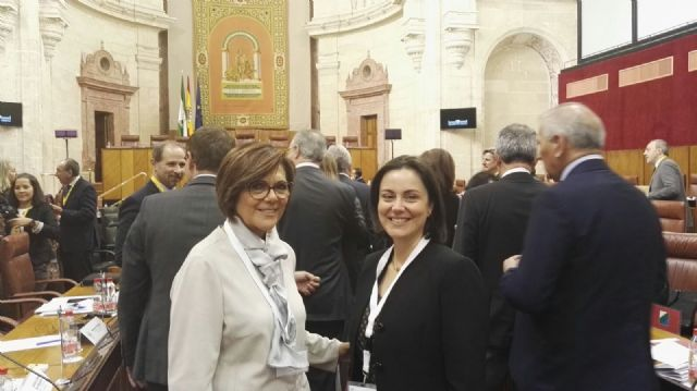 La Asamblea Regional impulsará la igualdad de género con unas jornadas entre parlamentos europeos - 1, Foto 1