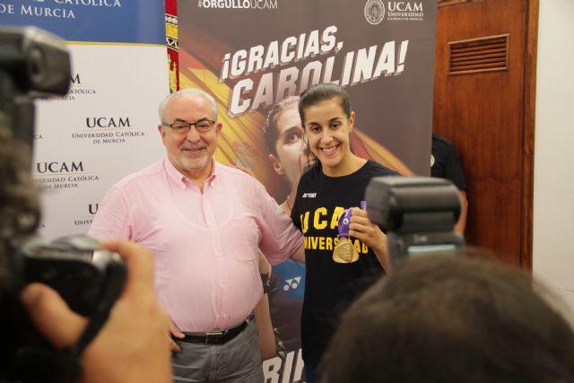 Carolina Marín: Lo que me hace ganar títulos es mi carácter luchador - 1, Foto 1