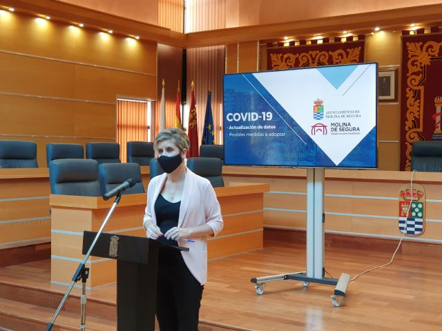 La Alcaldesa advierte que se está en una semana crítica en la lucha contra la COVID-19 y que lo que ocurra estos días va a determinar si se retrocede a la fase I de la desescalada - 1, Foto 1