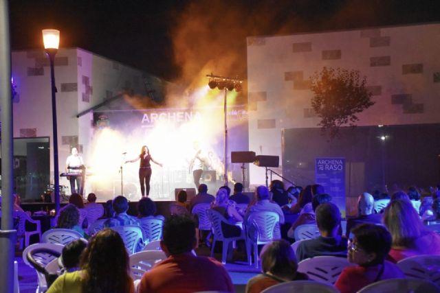 Archena cierra julio con más de 40 eventos culturales y de ocio en el que han participado cerca de cinco mil personas - 1, Foto 1
