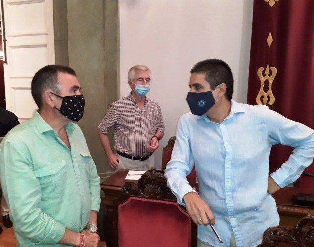 MC: El Gobierno local quedó ayer en evidencia: catorce meses después Cartagena está más aislada que nunca - 1, Foto 1