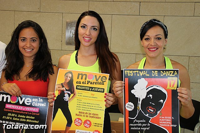 """El Centro de Deporte, Salud y Ocio """"MOVE"""" presenta su amplia oferta de actividades deportivas con un nuevo y atractivo programa, Foto 3"""