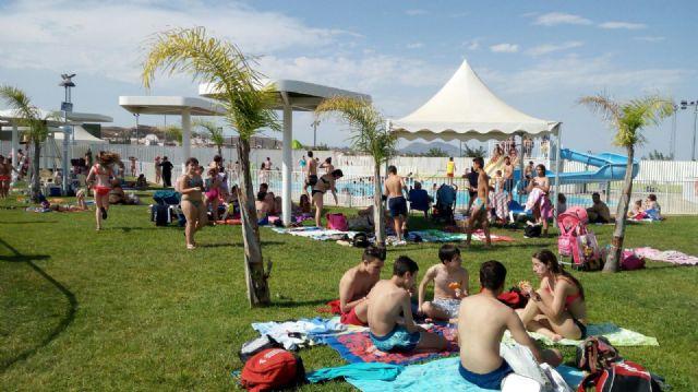 Las piscinas municipales de verano cierran la temporada con más de 15.000 entradas - 1, Foto 1