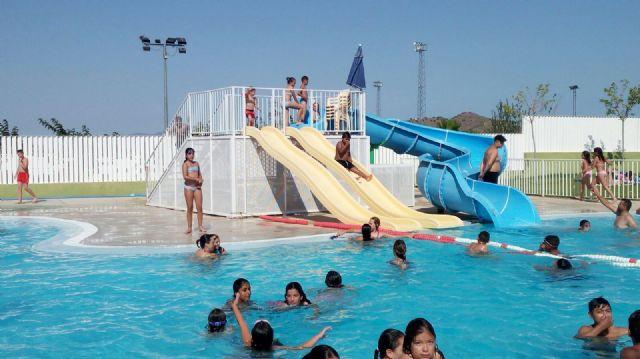 Las piscinas municipales de verano cierran la temporada con más de 15.000 entradas - 2, Foto 2
