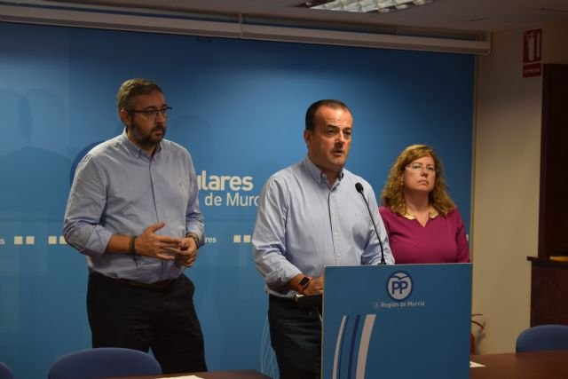 El PP visita los municipios para explicar los perjuicios del rechazo de Ciudadanos al decreto de las ITV, Foto 1