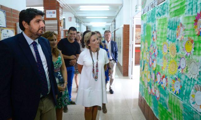 La Comunidad amplía el Programa de Refuerzo Educativo a 4° curso de Primaria y 2° de la ESO, Foto 1