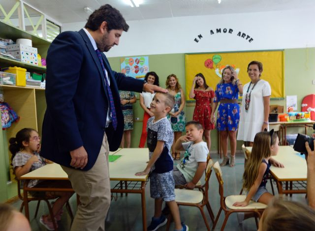 La Comunidad amplía el Programa de Refuerzo Educativo a 4° curso de Primaria y 2° de la ESO, Foto 2