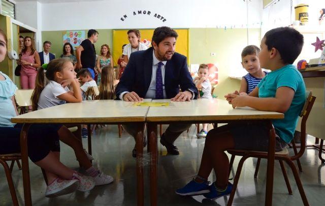 La Comunidad amplía el Programa de Refuerzo Educativo a 4° curso de Primaria y 2° de la ESO, Foto 3