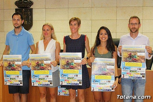 Se presenta la prueba de atletismo XVIII Charca Grande-Gran Premio Panzamelba, Foto 1