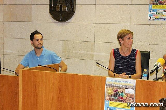 Se presenta la prueba de atletismo XVIII Charca Grande-Gran Premio Panzamelba, Foto 4